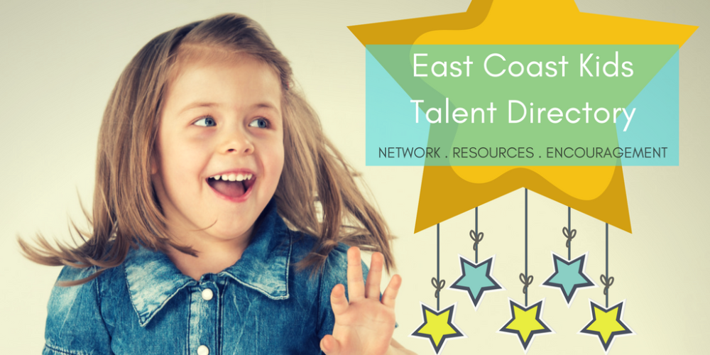 East Coast Kids Talent Directory